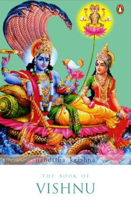 Book of Vishnu - Krishna, Nanditha