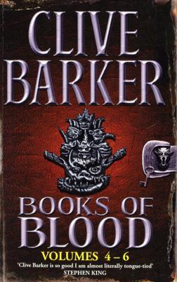 Books Of Blood Omnibus 2: Volumes 4-6 - Barker, Clive