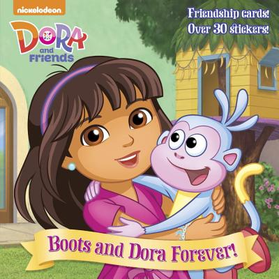 Boots and Dora Forever! (Dora and Friends) - Tillworth, Mary