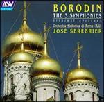 Borodin: Symphonies Nos. 1, 2, 3