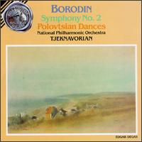 Borodin: Symphony No.2; In the Steppes of Central Asia; Prince Igor - John Alldis Choir (choir, chorus); National Philharmonic Orchestra; Loris Tjeknavorian (conductor)