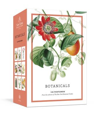 Botanicals: 100 Postcards from the Archives of the New York Botanical Garden - GARDEN, THE NEW YORK BOTANICAL