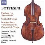 "Bottesini: Fantasia ""La Sonnambula"""