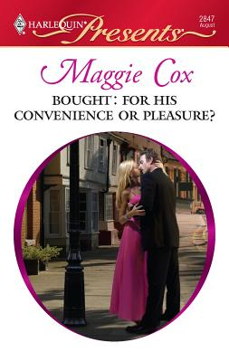 Bought: For His Convenience or Pleasure? - Cox, Maggie