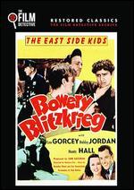 Bowery Blitzkrieg - Don Donmullahy; Wallace W. Fox
