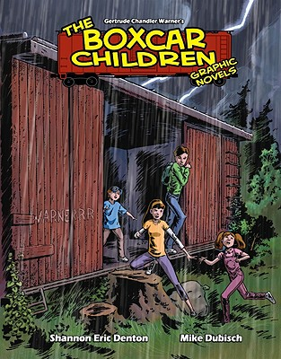 Boxcar Children - Warner, Gertrude Chandler, and Denton, Shannon Eric (Adapted by)