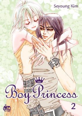 Boy Princess Volume 2 - Kim, Seyoung