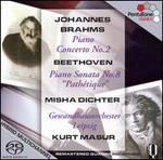 Brahms, Beethoven: Works for Piano