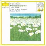 Brahms: Clarinet Quintet; Mozart: Clarinet Quintet