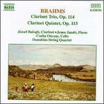 Brahms: Clarinet Trio, Op. 114; Clarinet Quintet, Op. 115