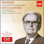 Brahms: Ein deutsches Requiem [with CD-ROM Track]