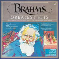 Brahms: Greatest Hits - Philippe Entremont (piano)