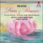 Brahms: Lieder & Romanzen