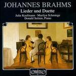 Brahms: Lieder und Duette