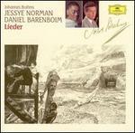 Brahms: Lieder - Daniel Barenboim (piano); Jessye Norman (soprano); Wolfram Christ (viola)