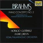 Brahms: Piano Concerto No. 2; Haydn Variations