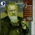 Brahms: Piano Music, Volume 2