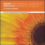 Brahms: Piano Quartet No. 1; Mendelssohn: Piano Quartet No. 2