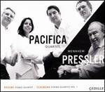 Brahms: Piano Quintet; Schumann: String Quartet No. 1