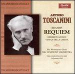 Brahms: Requiem - Herbert Janssen (vocals); Vivian Della Chiesa (vocals); Westminster Choir (choir, chorus); NBC Symphony Orchestra;...