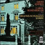 Brahms/Schumann Soir?e