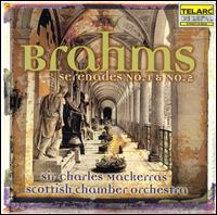 Brahms: Serenades Nos. 1 & 2 - Scottish Chamber Orchestra; Charles Mackerras (conductor)