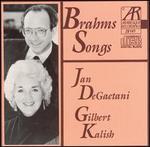 Brahms: Songs