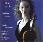 Brahms, Stravinsky: Violin Concertos [SACD]