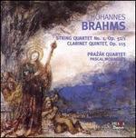 Brahms: String Quartet No. 1, Op. 51/1; Clarinet Quintet, Op. 115 [Hybrid SACD]