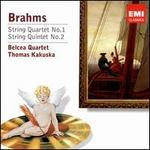 Brahms: String Quartet No. 1; String Quintet No. 2