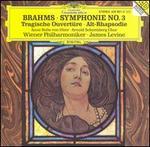 Brahms: Symphonie No. 3; Tragische Ouvertüre; Alt-Rhapsodie