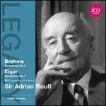 Brahms: Symphony No. 3; Elgar: Symphony No. 1