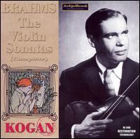 Brahms: The Complete Violin Sonatas - Andrei Mytnik (piano); Leonid Kogan (violin)