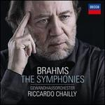 Brahms: The Symphonies - Leipzig Gewandhaus Orchestra; Riccardo Chailly (conductor)