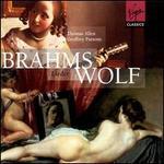 Brahms, Wolf: Lieder