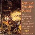 Brahms: Zigeunerlieder; Schumann: Minnespiel; Jules Massenet: Chansons des Bois d'Amaranthe