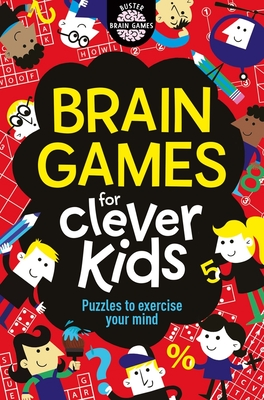 Brain Games For Clever Kids (R) - Moore, Gareth