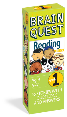 Brain Quest Grade 1 Reading - Dill, Bonnie, and Workman Publishing (Creator)