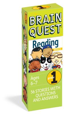 Brain Quest Grade 1 Reading - Dill, Bonnie, and Workman Publishing (Creator)
