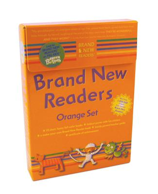 Brand New Readers Orange Set - Various