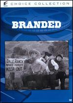 Branded - David Ross Lederman
