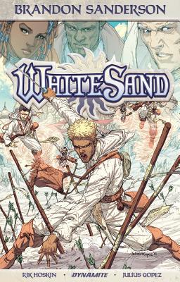 Brandon Sanderson's White Sand Volume 1 (Softcover) - Sanderson, Brandon, and Hoskin, Rik, and Gopez, Julius M