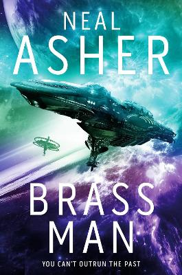 Brass Man - Asher, Neal