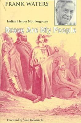 Brave Are My People - Waters, Frank