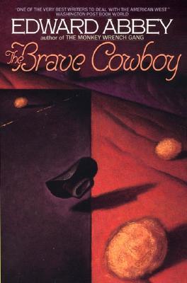 Brave Cowboy - Abbey, Edward