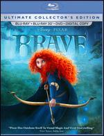 Brave [Ultimate Collector's Edition] [5 Discs] [Includes Digital Copy] [2D/3D] [Blu-ray/DVD]