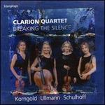 Breaking the Silence: Korngold, Ullmann, Schulhoff