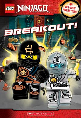 Breakout (Lego Ninjago: Chapter Book) - West, Tracey