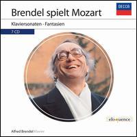Brendel spielt Mozart: Klaviersonaten, Fantasien - Alfred Brendel (piano)