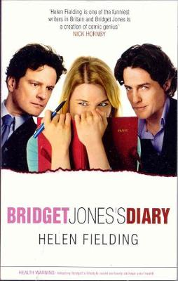 Bridget Jones's Diary: A Novel - Fielding, Helen